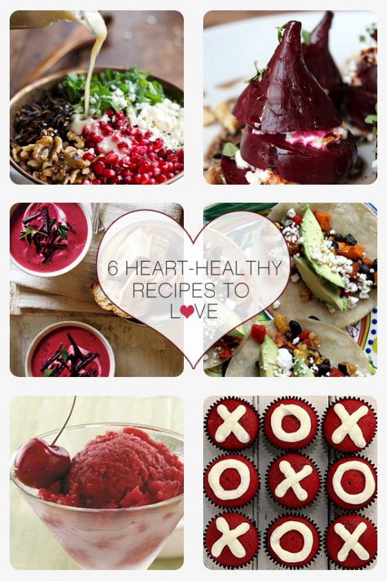 Recipes Valentine S Day Heart Healthy Meals La Cashionista